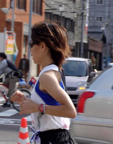 感動しました! 名古屋国際女子マラソン 2008_d0145934_15535566.jpg