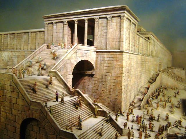 イスラエル紀行(62) ダビデの塔・博物館_c0011649_23402077.jpg