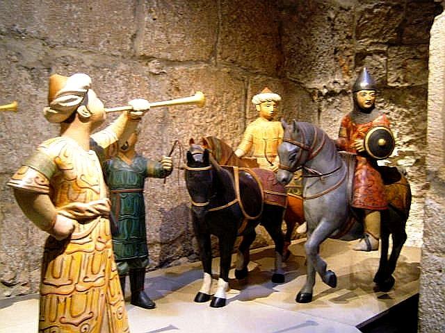 イスラエル紀行(62) ダビデの塔・博物館_c0011649_23525681.jpg