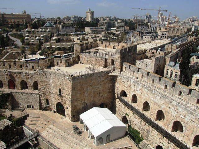 イスラエル紀行(61) ダビデの塔 その2_c0011649_5113953.jpg