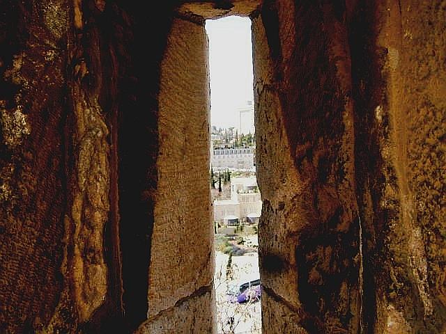 イスラエル紀行(61) ダビデの塔 その2_c0011649_584933.jpg