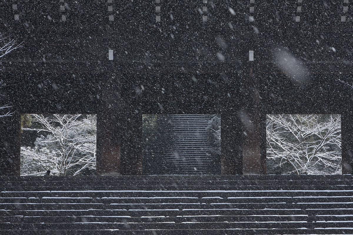 京都 雪景色 <東山> 11_f0021869_10355136.jpg