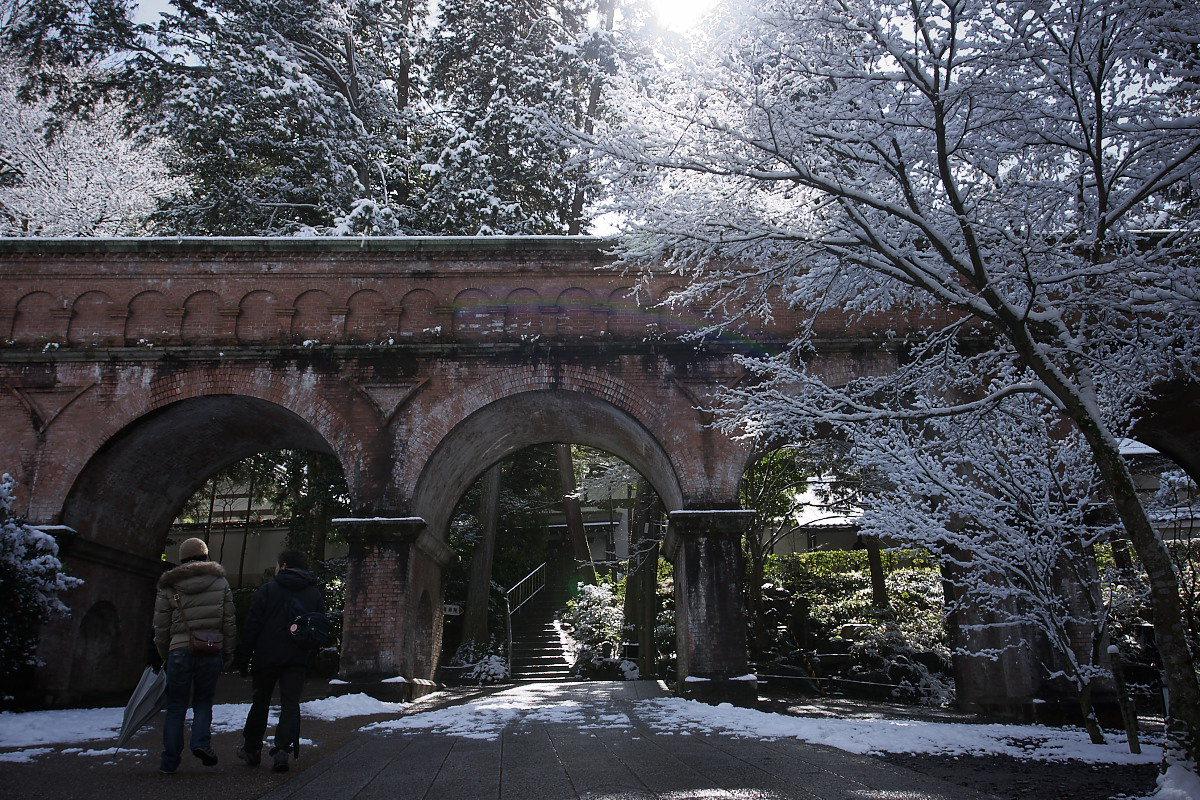 京都 雪景色 <東山> 14_f0021869_10524638.jpg