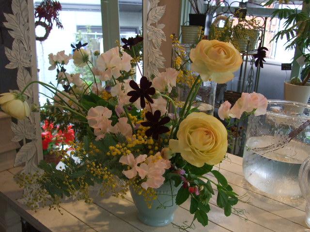 オークリーフ花の教室(望月さんの作品)_f0049672_154910100.jpg