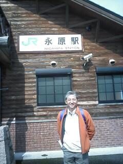 琵琶湖一周ウォーク その7_a0076495_1348848.jpg