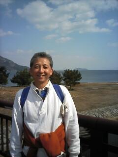 琵琶湖一周ウォーク その7_a0076495_1414830.jpg