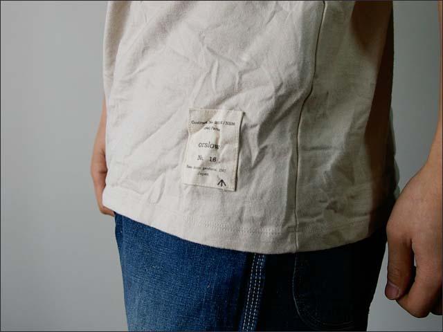 orslow/オアスロウ short sleeve cutsow_f0051306_1253797.jpg