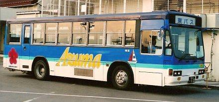 東運輸 いすゞU-LV324K +アイケー_e0030537_020157.jpg