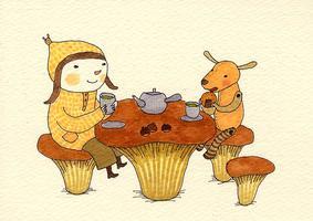 お茶のおいしい季節になりました。_b0120877_1022460.jpg