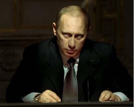 プーチン大統領曰く「汚職する公務員は手を切り落として ...