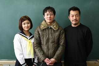 4月13日(日)よりBSフジで新ドラマ『スミレ16歳!!』を放送_e0025035_9494272.jpg
