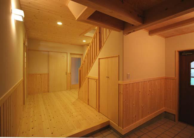 U邸 お住まいの内部写真です。_f0150893_17284731.jpg