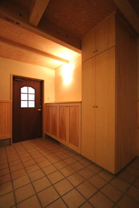 U邸 お住まいの内部写真です。_f0150893_1728824.jpg