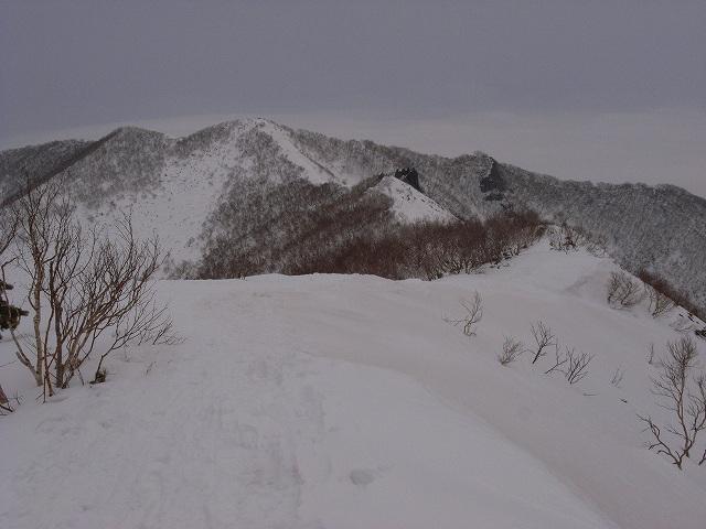 3月11日、藻琴山で山スキー_f0138096_12163260.jpg