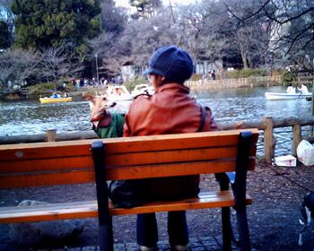 Paint そして、井の頭公園_a0082146_0554352.jpg