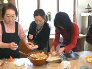 マクロビオティック(正食)料理研修会3月_f0019247_2249517.jpg