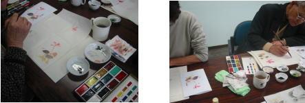 葉書絵&水彩画教室_c0113948_1792393.jpg
