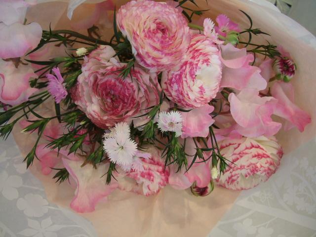オークリーフ花の教室(山田さんの作品)_f0049672_1732578.jpg