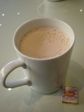 「MINK」チョコレートカフェに行きました♪_d0129786_1742214.jpg