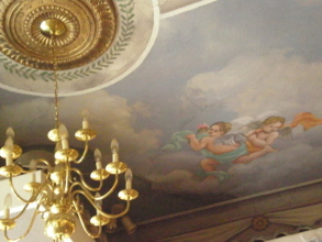 お気に入りのイタリア系カフェでパニーニ&ジェラート「CALABLIA」_d0129786_18154534.jpg