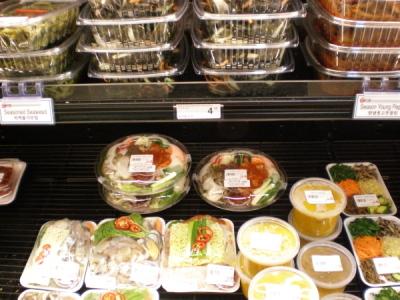 ダウンタウンの韓国系スーパー・マーケット「H MART」(食料品店その3)_d0129786_18254437.jpg