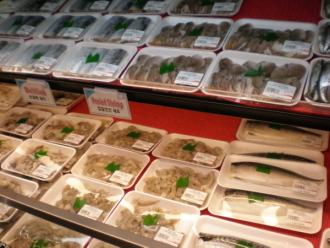 ダウンタウンの韓国系スーパー・マーケット「H MART」(食料品店その3)_d0129786_1825785.jpg