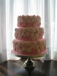 こんなドレス着たいなあ~春色のケーキ♪_e0078359_21242613.jpg