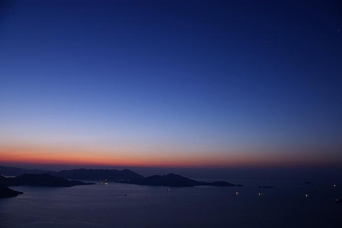 高見山の日出前_c0152379_20275629.jpg