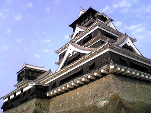 KUMAMOTO Castle! 熊本城!_e0142585_1442150.jpg