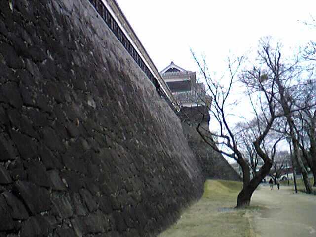 KUMAMOTO Castle! 熊本城!_e0142585_1442255.jpg