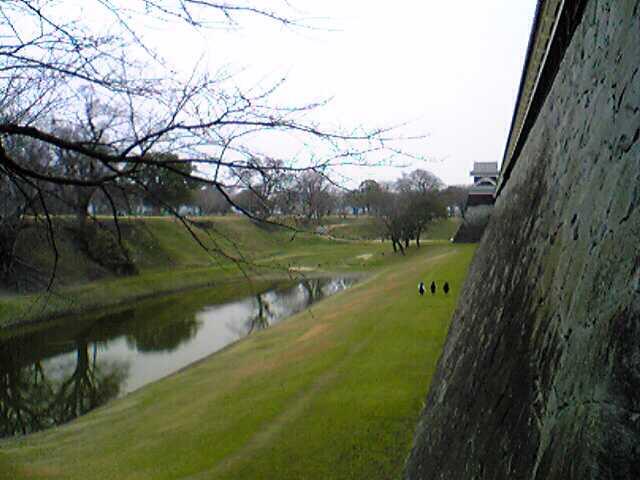 KUMAMOTO Castle! 熊本城!_e0142585_1442273.jpg