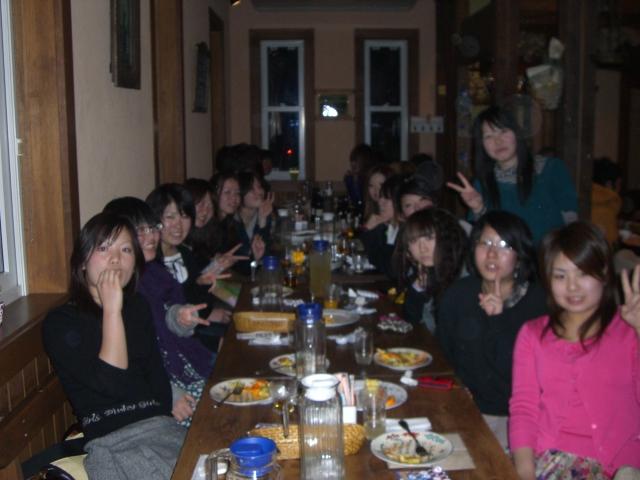 小淵沢中学 2003年度卒業生 同窓会 【Chef's Report】_f0111415_10545364.jpg