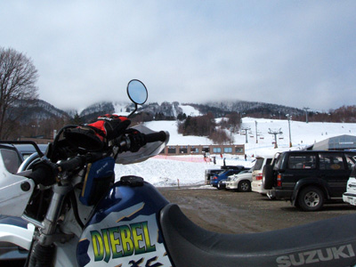 スキーへ行ってきました。_f0096216_1864762.jpg