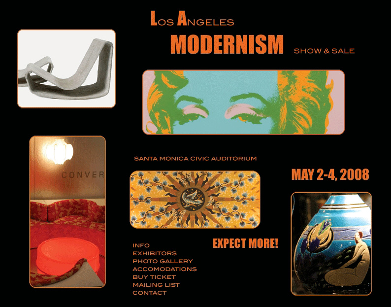 Los Angeles MODERNISM Sow & Saleのご案内。_a0077842_1544182.jpg