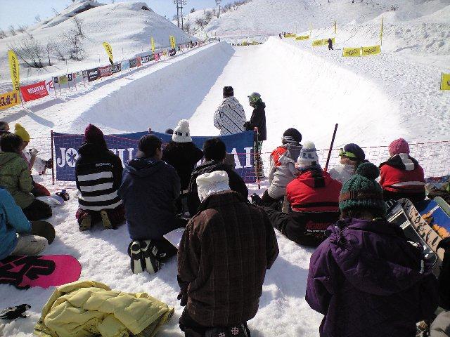 上越国際スキー場にて_c0151965_23381778.jpg