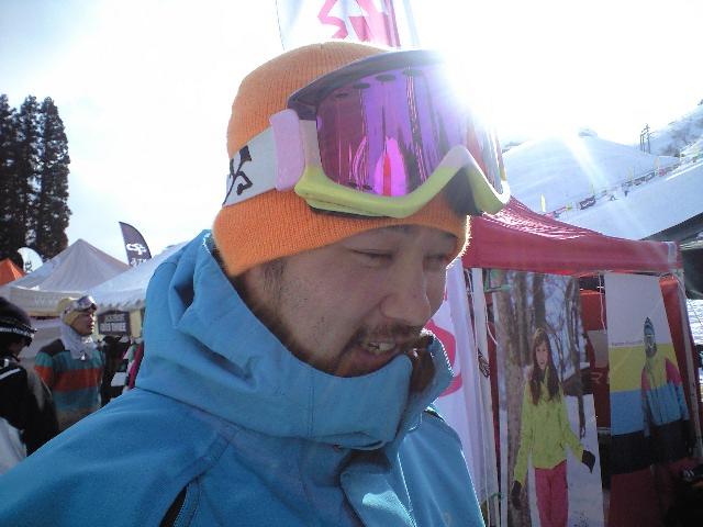上越国際スキー場にて_c0151965_23415736.jpg