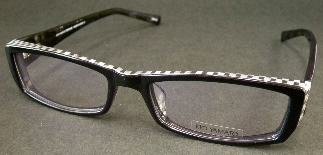Eyeglass Frames Kio Yamato : KIO YAMATO EYEGLASSES Glass Eye