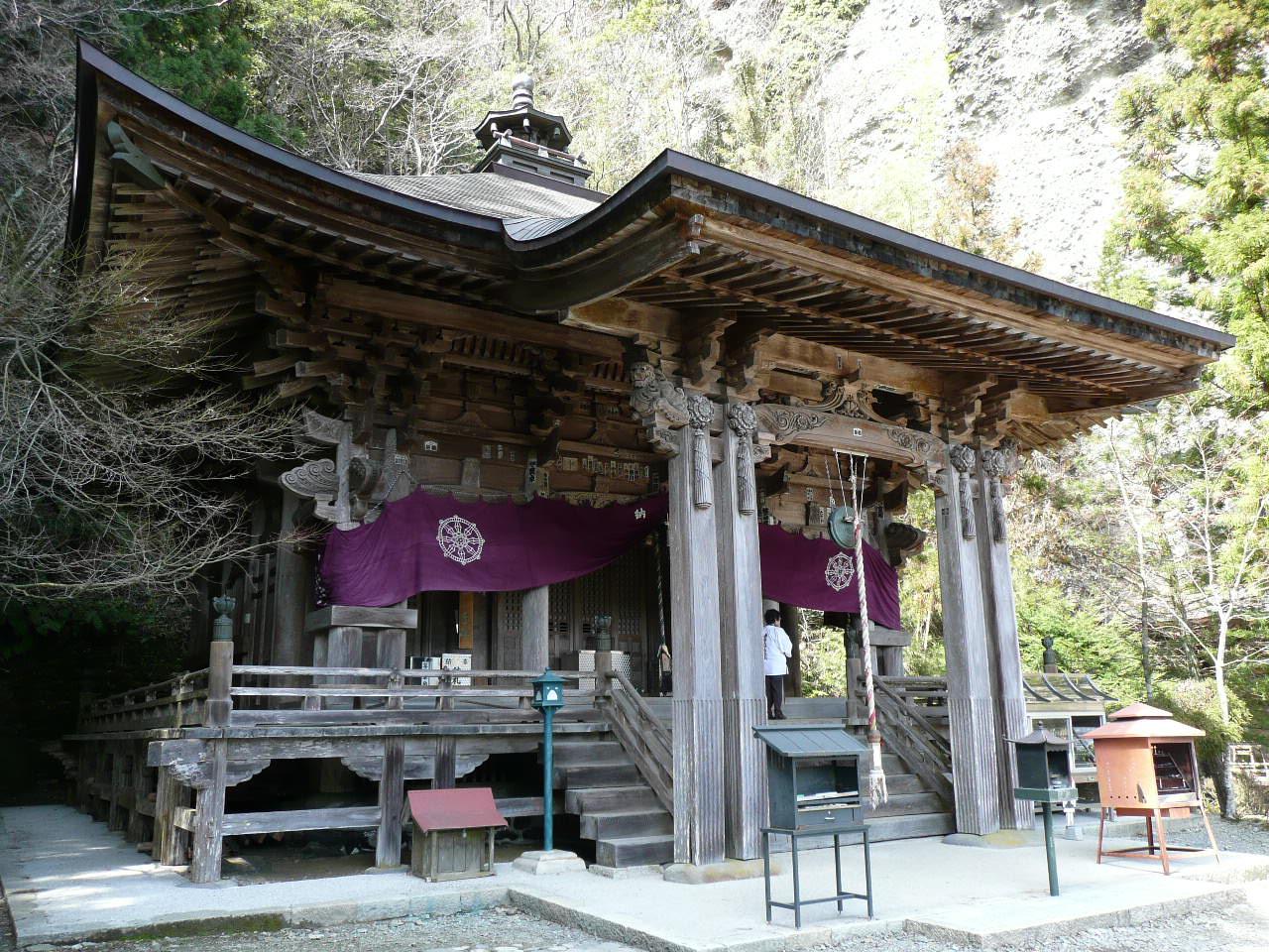 45番札所「岩屋寺」へ行きました。_f0099147_22195097.jpg