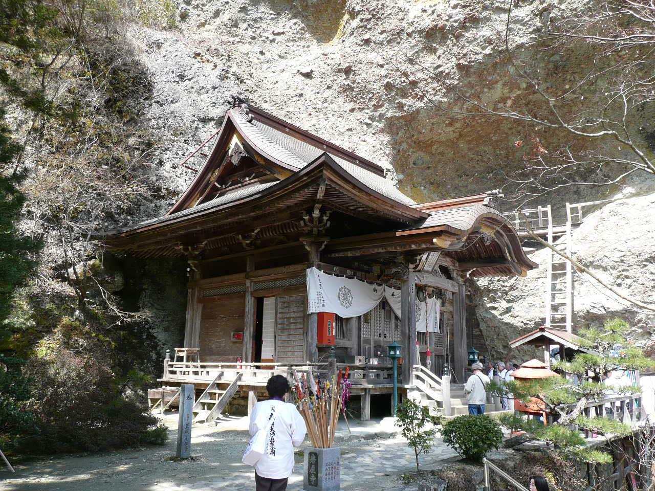 45番札所「岩屋寺」へ行きました。_f0099147_22202196.jpg