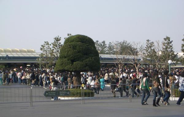 走る・食べる・走る!(東京ディズニー・リゾート編)_f0068687_0205441.jpg