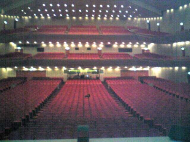 Today\'s Hall: FUKUOKA Sun Palace Hall 福岡サンパレスホール_e0142585_1672096.jpg