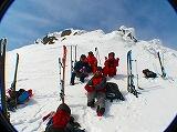 3月16日、目国内岳山スキーその2_f0138096_14153187.jpg