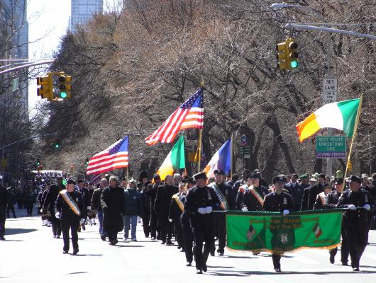 セント・パトリック・デー・パレード(St. Patric\'s Day Parade)_b0007805_743980.jpg