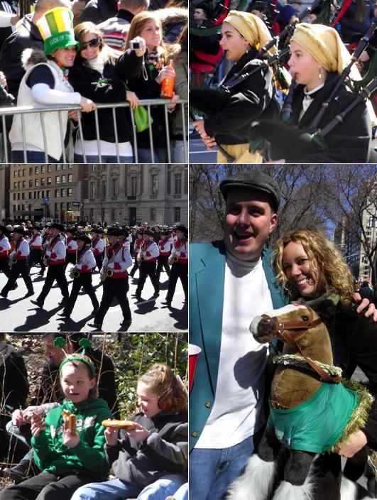 セント・パトリック・デー・パレード(St. Patric\'s Day Parade)_b0007805_76444.jpg