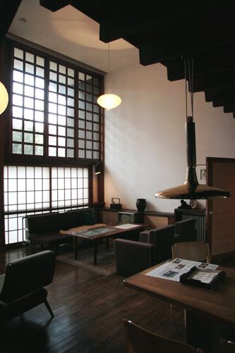 江戸東京建物園 前川国男・自邸_f0156448_23273134.jpg