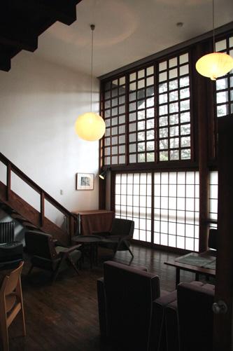 江戸東京建物園 前川国男・自邸_f0156448_23274338.jpg