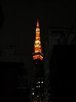 東京タワーが現れた~(@_@;)_f0026093_23433666.jpg