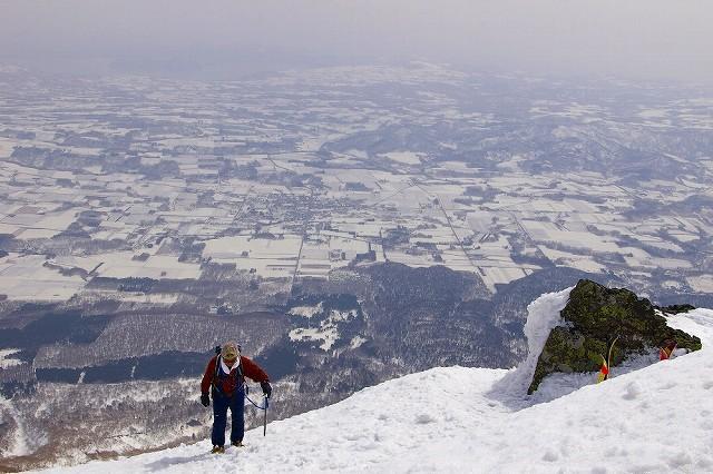 3月17日、羊蹄山山スキー写真編_f0138096_13264633.jpg