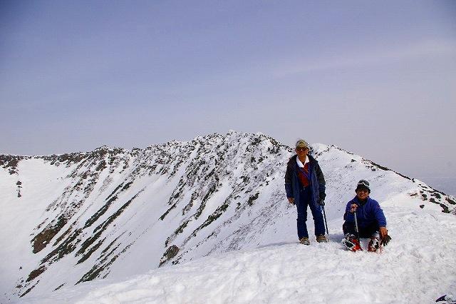 3月17日、羊蹄山山スキー写真編_f0138096_13271941.jpg