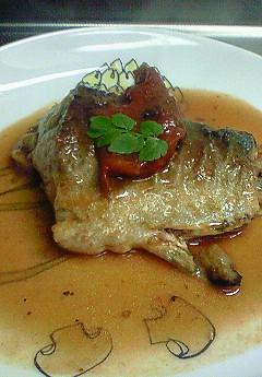 魚のソテ-煮♪_f0116812_18204670.jpg
